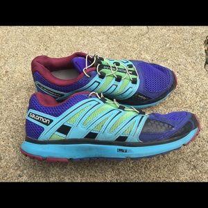 Women's Salomon X-Scream Trail Shoes Size 5.5M